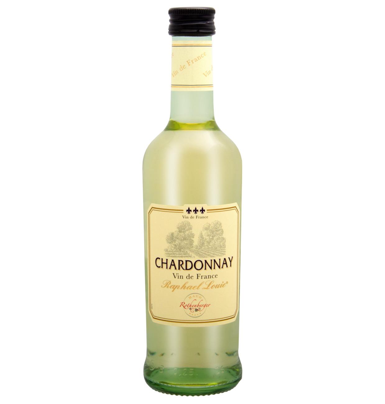 Gunz vin blanc raphael louie chardonnay sec 12 5 vol 0 25l for La fenetre chardonnay