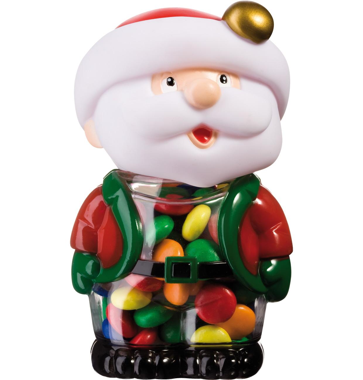 Gunz Salvadanaio In Figure Di Natale Con Perle Di Zucchero 35x110g