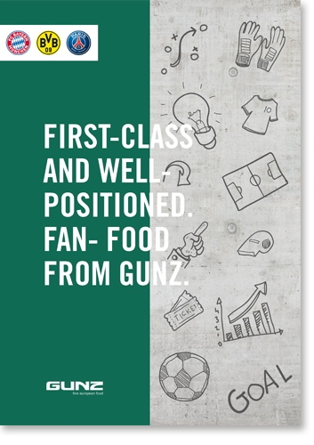 Gunz Fan-Food - DE
