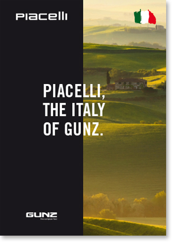 Piacelli, the Italy of Gunz - EN